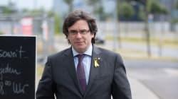 La Justicia alemana decide extraditar a Puigdemont sólo por