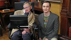 Los actores de 'The Big Bang Theory' despiden a Stephen