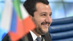 Críticas a 'ABC' por esta entrevista a Salvini en su revista