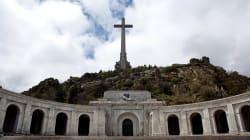 Patrimonio no deja entrar en el Valle de los Caídos a los familiares de los cuerpos que serán