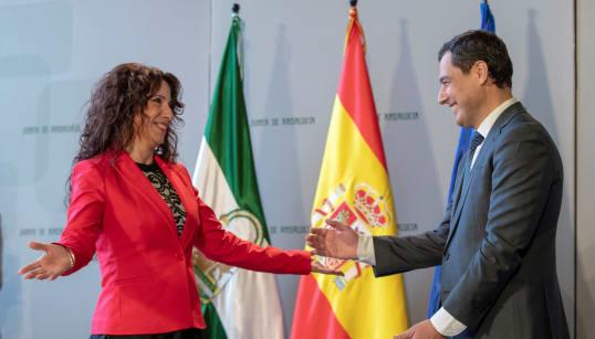 La consejera andaluza de Igualdad pide perdón por sus palabras sobre la Semana Santa: