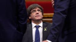 Puigdemont pide amparo a Torrent para poder ser