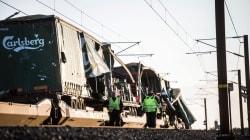 Seis muertos en un accidente de tren en un puente en