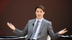 Justin Trudeau met des chaussettes à l'effigie de Chewbacca et tout le monde
