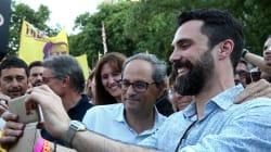 El Constitucional suspende la moción independentista del