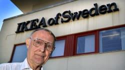 La razón por la que la fortuna del fundador de Ikea no pasará a sus 4