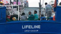 El barco 'Lifeline' llegará a Malta y parte de los 234 inmigrantes a