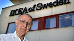 Ingvar Kamprad, fondateur de l'empire Ikea, meurt à 91