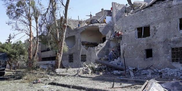 Strage a Damasco, esplodono tre autobomba: almeno 8 morti e 12 feriti