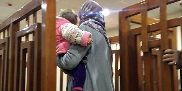 Mélina Boughedir condamnée en Irak, à la perpétuité pour appartenance à l'État islamique