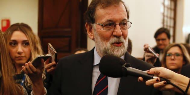 Imagen de archivo del presidente del Gobierno, Mariano Rajoy.