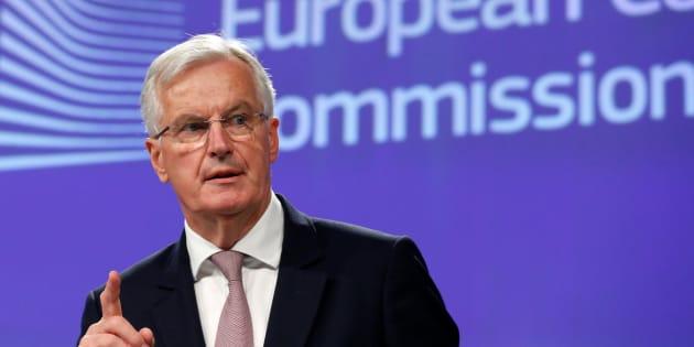 El negociador jefe de la UE para el Brexit, Michel Barnier.