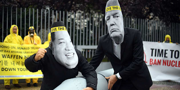 Campaña del ICAN contra la energía nuclear.