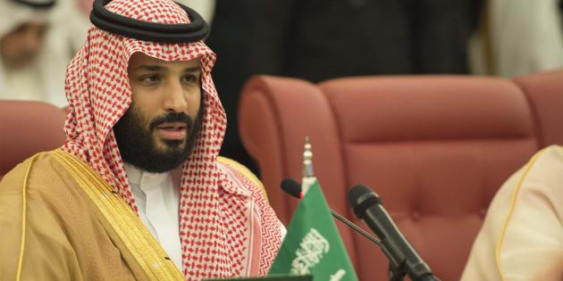 Le prince héritier d'Arabiesaoudite Mohammed ben Salmane le 24 août à Jeddah.