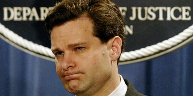 Christopher Wray, director del FBI.
