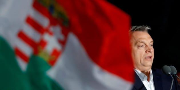 Imagen de archivo del primer ministro húngaro, Viktor Orbán.