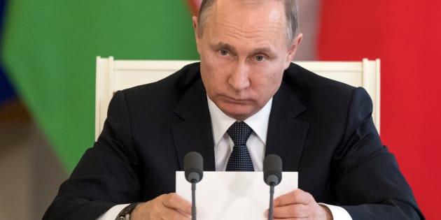 El presidente de Rusia, Vladimir Putin, en una imagen de archivo.