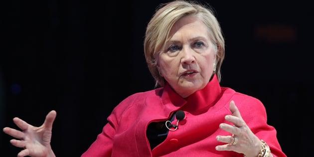 Imagen de archivo de la ex secretaria de Estado de EEUU, Hillary Clinton.