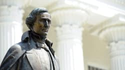 Une plaque du président sudiste Jefferson Davis retirée à