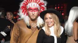 Hilary Duff choisit le mauvais déguisement pour Halloween et déclenche un