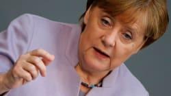 Merkel, a los británicos:
