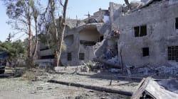 Strage a Damasco, esplodono tre autobombe: almeno 18