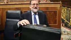 Rajoy defiende la labor del PP contra la corrupción y la
