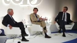 González y Aznar llaman a los nuevos políticos a no olvidar la historia y Zapatero les reconoce su derecho a
