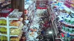 Ces caméras de vidéosurveillance ont filmé la violence du
