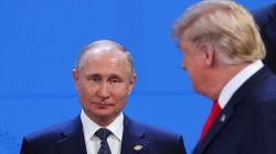 Trump y Putin tuvieron una conversación