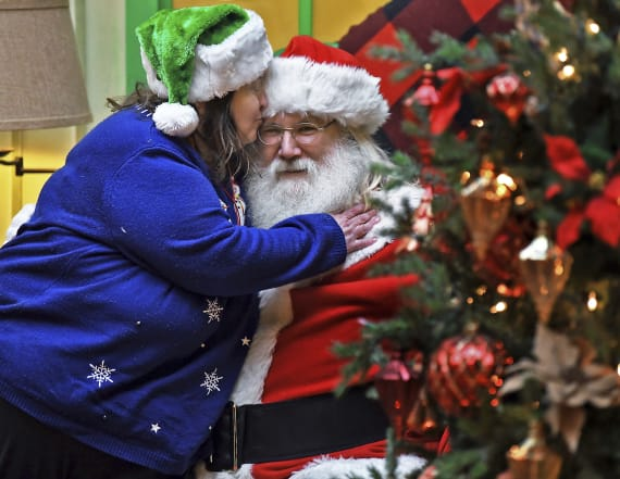 How much mall Santas earn may surprise you