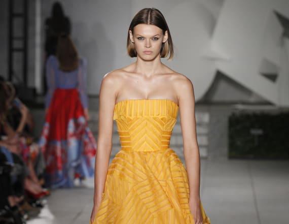 Prettiest dresses of NYFW Spring 2018