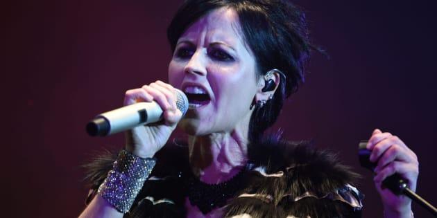 La cantante de The Cranberries Dolores O'Riordan murió este 15 de enero en Londres a los 46 años.