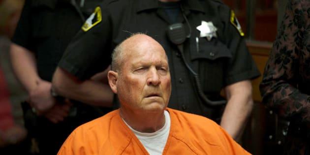 """Joseph DeAngelo, le """"tueur du Golden State"""" présumé, officiellement inculpé"""