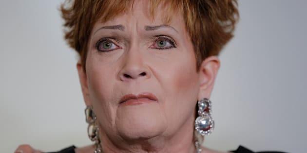 La denunciante, Beverly Young Nelson, asegura que el candidato Roy Moore la acosó sexualmente cuando tenía 16 años.