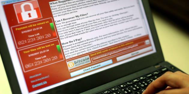 """""""Ransomware"""" ou """"rançongiciel"""", qu'est-ce-que ce logiciel malveillant qui prend vos données en otage?"""