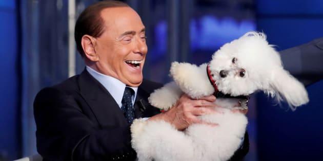 Imagen de archivo de Silvio Berlusconi.