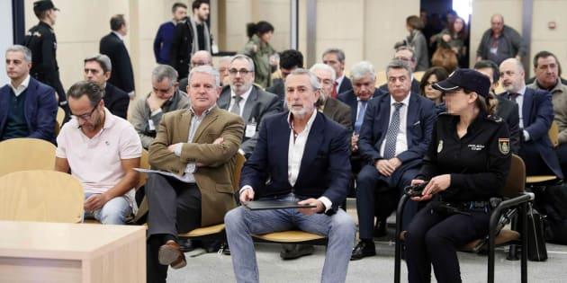 Juicio por la rama valenciana de Gürtel en la Audiencia Nacional.