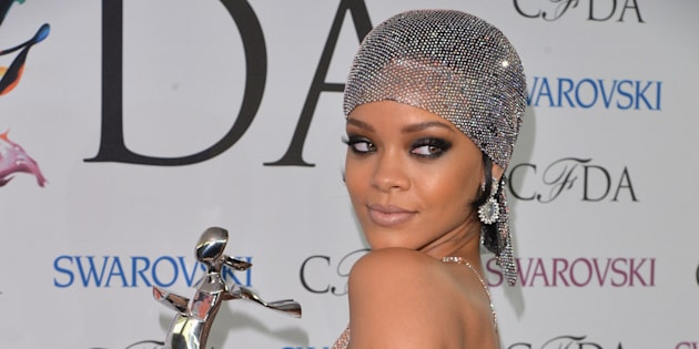 Rihanna Just Designed Socks That Show Off Her Most Iconic Looks