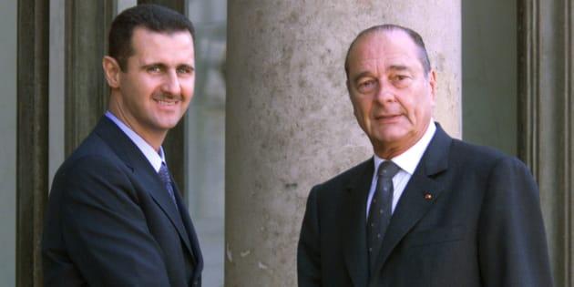 La France va retirer la Légion d'honneur à Bachar al-Assad