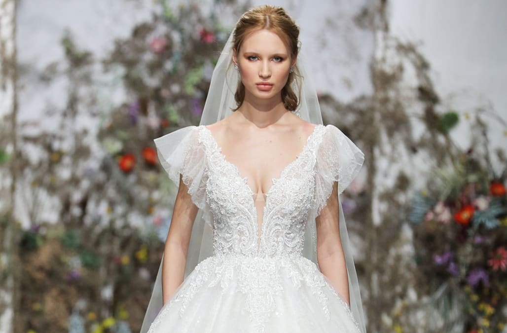 a679e640ecd3a Bridal Week: Morilee by Madeline Gardner takes inspiration from the great  outdoors