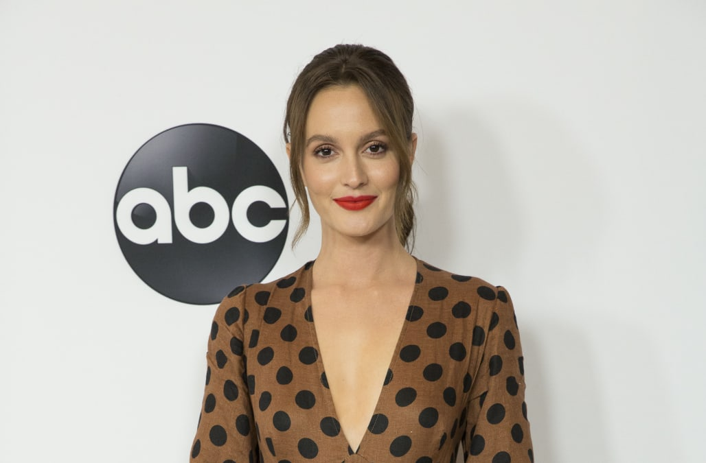 Leighton Meester Sex Tape-Video