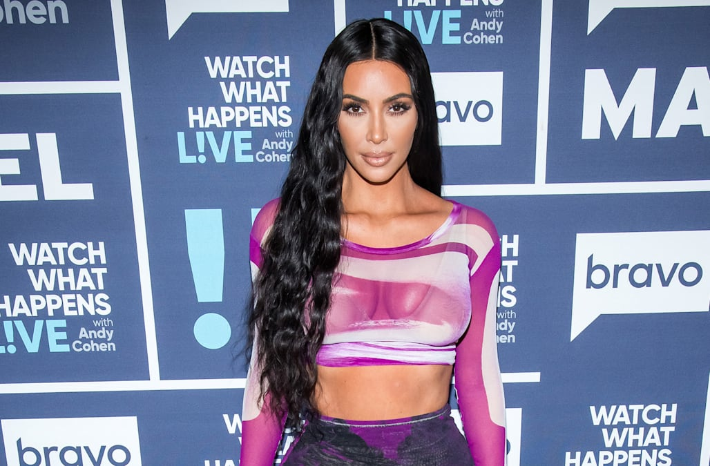 8d1d0979675 Keeping up with Kim Kardashian is always difficult — especially at the gym!  The reality star has long been a proponent of working out, and ever since  she ...