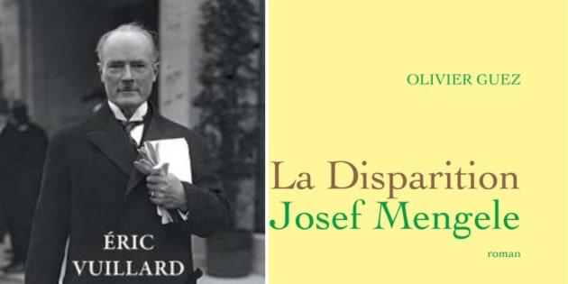Le Prix Goncourt et le Prix Renaudot 2017.