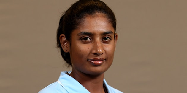 Mithali Raj of India ICC T20 World Cup squad on May 1, 2010 in St Kitts, Saint Kitts And Nevis.