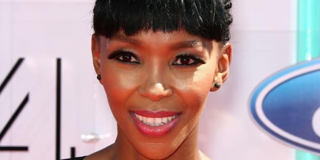 Nhlanhla Nciza recently celebrated her 40th birthday.