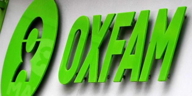 ARA7. LONDRES (REINO UNIDO), 14/02/2018.- Logotipo de la ong brit�nica Oxfam en una tienda de Londres, Reino Unido, hoy, 14 de febrero de 2018. Oxfam Interm�n en Espa�a ha recibido 1.200 peticiones de baja de socios, tras conocerse el esc�ndalo sexual en el que participaron en 2011 algunos de sus trabajadores en Hait� y otras denuncias a personas vinculadas a esta ONG, como la detenci�n del presidente de su patronato en Guatemala por corrupci�n. EFE/ Andy Rain
