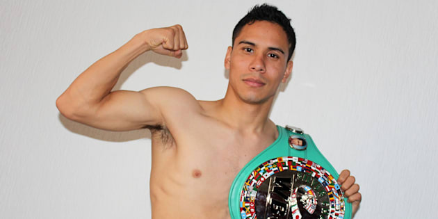 Parrita disputó 31 peleas profesionales.