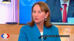Ségolène Royal reconnaît qu'elle ne sera pas nommée à