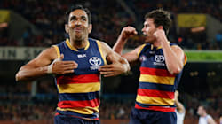 Eddie Betts Says Racism Is 'Wrecking Footy', And He's Sick To His Guts Of The